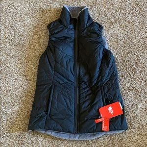 The North Face Mossbud Reversible Vest NWT S